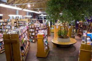 Skylight bookstore